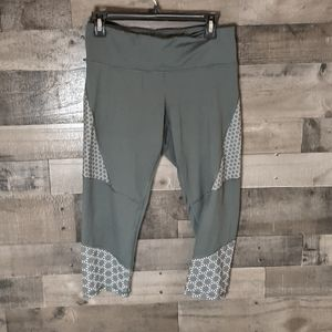 Champion crop leggings L